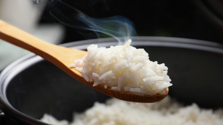 Reis-Rückruf bei Edeka und Marktkauf. (Foto)