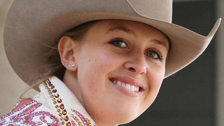 Gina Schumacher freut sich über Nachwuchs: Ihre Stute hat ein Fohlen bekommen.