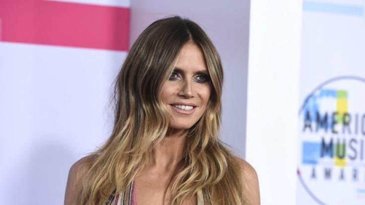 Ist Heidi Klum zu dünn?