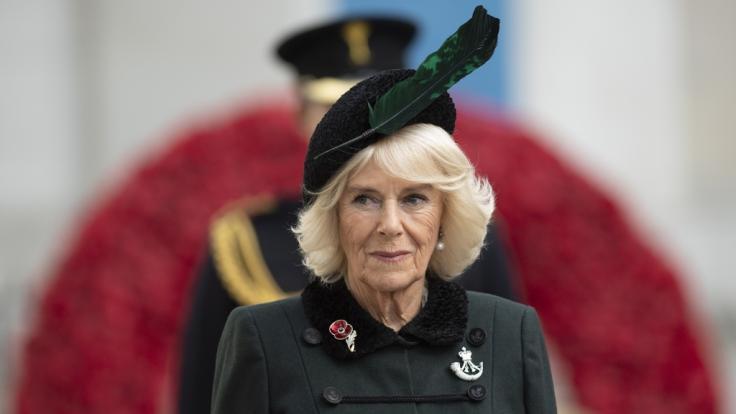 Muss Herzogin Camilla fürchten, im Buch attackiert zu werden? (Foto)