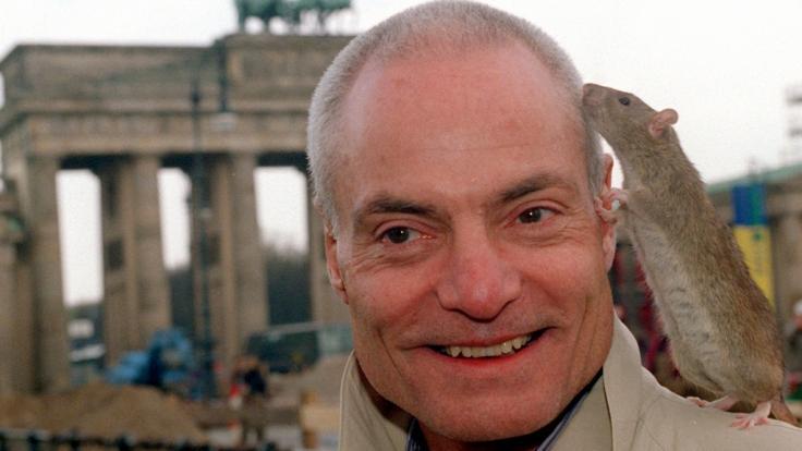 Schauspieler Dieter Laser ist im Alter von 78 Jahren gestorben. (Foto)
