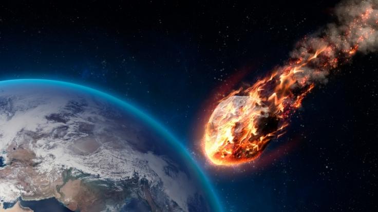 In Indien gibt es Medienberichten zufolge den ersten nachgewiesenen Toten durch einen Meteoriten-Einschlag.