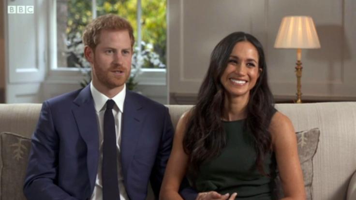 Im November 2017 verkündeten Prinz Harry und Meghan Markle ihre Verlobung. (Foto)