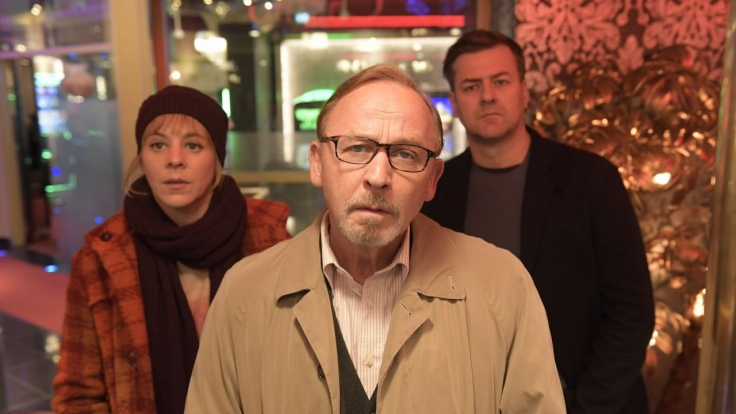 München Mord bei ZDF (Foto)