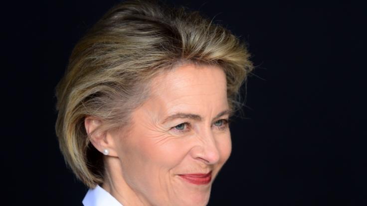 Der Streit um Ursula von der Leyens Nominierung als EU-Kommissionspräsidentin droht zu eskalieren. (Foto)