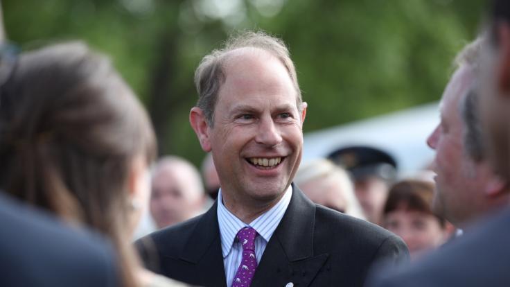 Prinz Edward, Graf von Wessex (Foto)