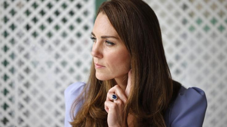 Bevor Kate Middleton die Ehefrau von Prinz William wurde, musste sie Hohn und Spott am laufenden Band über sich ergehen lassen. (Foto)