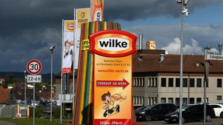 In der Wurst der Firma Wilke Wurstwaren wurden Listerien nachgewiesen.