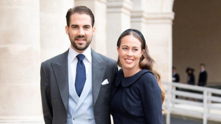 Prinz Philippos ist bereits vergeben. Nina Flohr hat sein Herz erobert. (Foto)