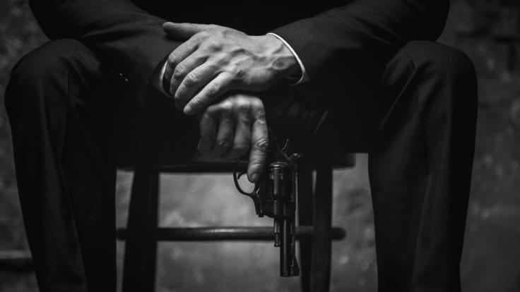Mafia-Boss Peter Gotti ist mit 81 Jahren gestorben. (Symbolfoto) (Foto)