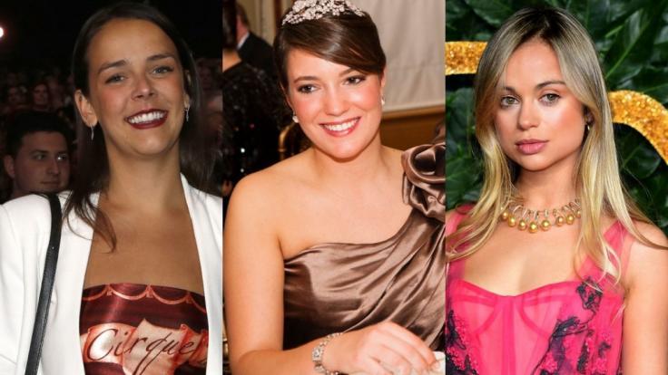 Ob Pauline Ducruet, Prinzessin Alexandra von Luxemburg oder Lady Amelia Windsor: Zahlreiche Royals-Damen sind noch unverheiratet. (Foto)