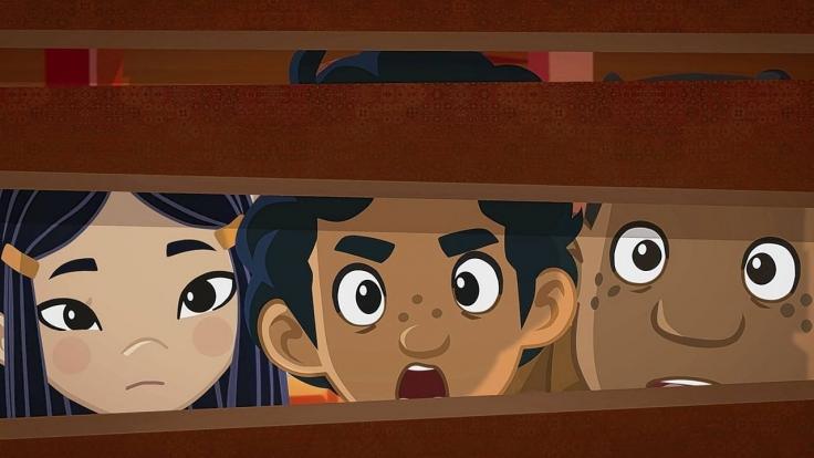 Die Abenteuer des jungen Marco Polo bei KiKA (Foto)