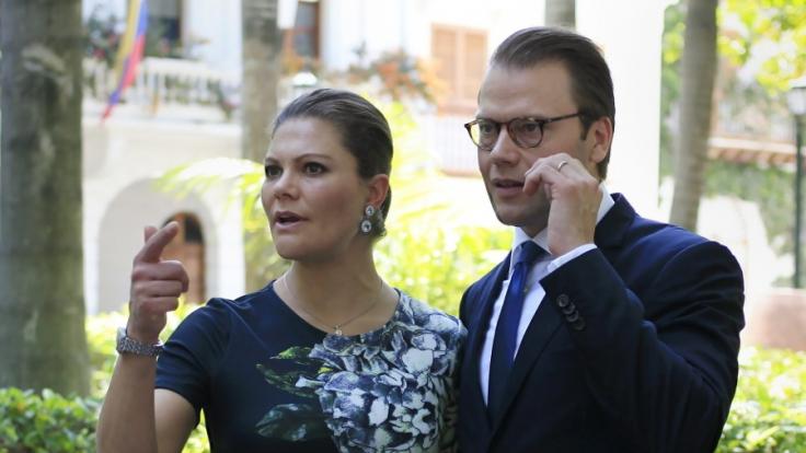 Die Beziehung von Kronprinzessin Victoria und Prinz Daniel von Schweden hält seit fast 16 Jahren.