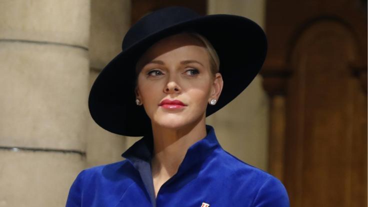 Fürstin Charlène von Monaco gilt als unterkühlt und unnahbar. Doch stimmt das? Wir zeigen die Monegassin im Portrait. (Foto)