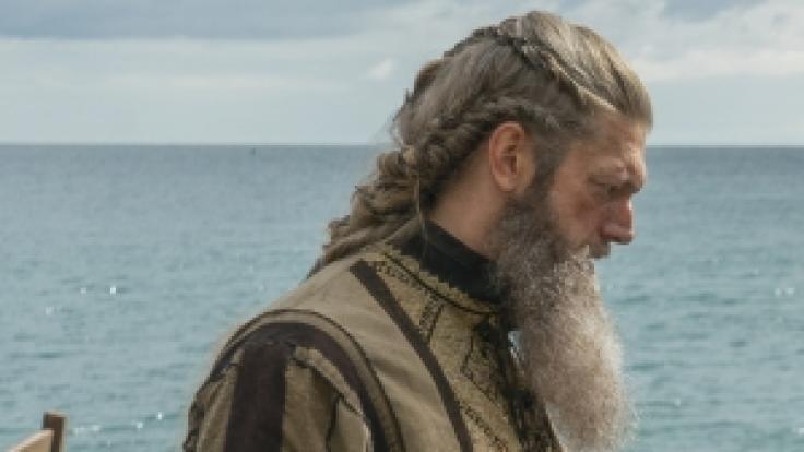 """Adam Copeland spielte in der populären Serien """"Vikings"""" die Role von Kjetill Flachnase. (Foto)"""