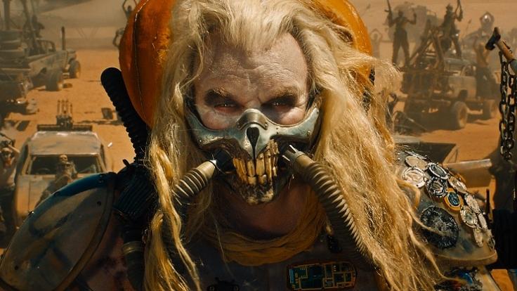 "Im ersten ""Mad Max""-Film spielte Hugh Keays-Byrne den Bösewicht ""Toecutter"", in ""Fury Road"" den Warloard ""Immortan Joe"". (Foto)"