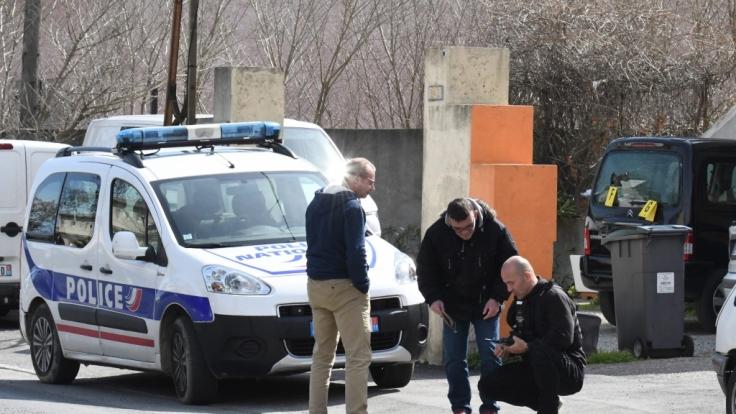 Neben einer Geiselnahme in Trebes kam es im nahegelegenen Carcasonne zu einem Schusswechsel. (Foto)
