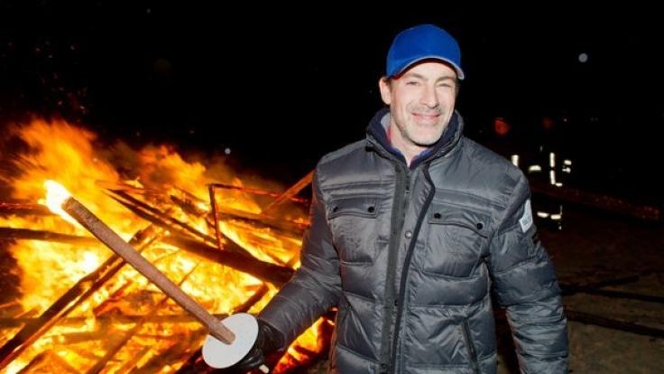 Schauspieler Gedeon Burkhard hat den Ruf als Frauenschwarm nie ablegen können. (Foto)