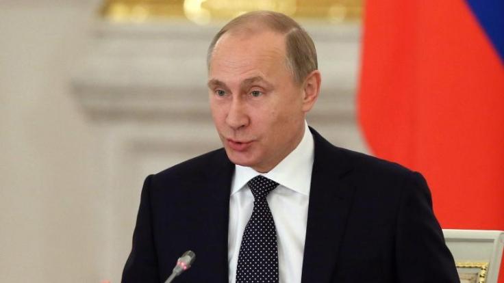 Wladimir Putin hortet ein unglaubliches Vermögen. (Foto)