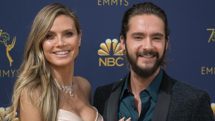 heidi klum und tom kaulitz bett beichte nach den schwangerschaftsger chten. Black Bedroom Furniture Sets. Home Design Ideas