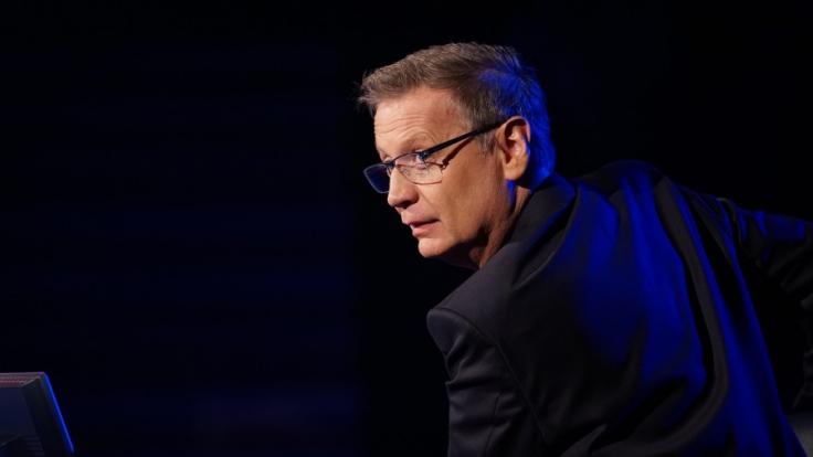 """""""Wer wird Millionär?"""": Günther Jauch und sein Team haben erneut knifflige Fragen für die Kandidaten vorbereitet. (Foto)"""