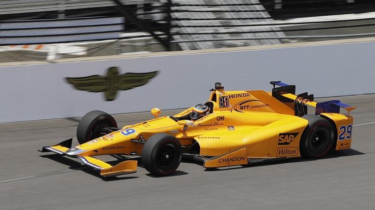Beim Indy500-Rennen am 27.05.2018 werden mehr als 300.000 Motorsport-Fans in Indianapolis erwartet.