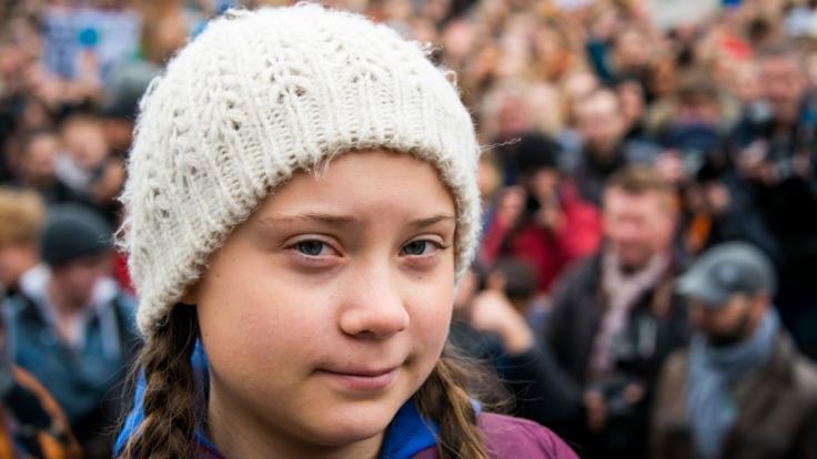 Die schwedische Klimaaktivistin Greta Thunberg wurde für den Friedensnobelpreis vorgeschlagen.