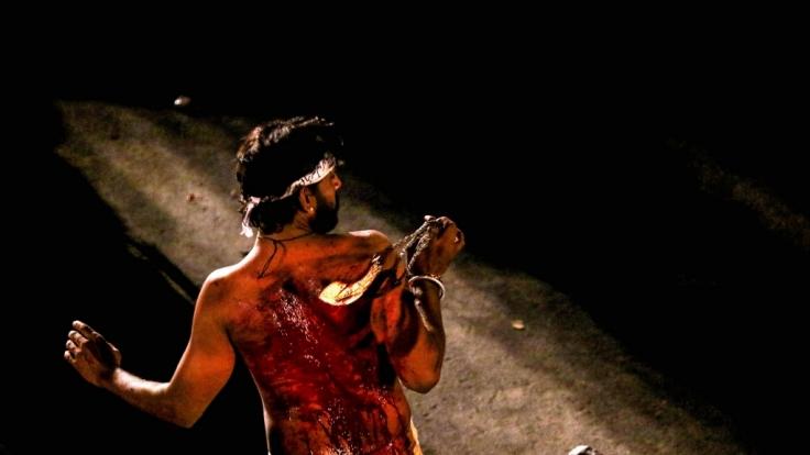 Die Wunden fallen dabei oft äußerst blutig aus. (Foto)