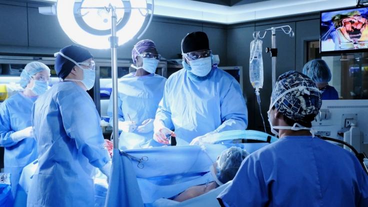 Atlanta Medical bei ProSieben (Foto)