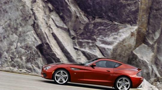 Die besten Bilder zu BMW Zagato: Wahre Handarbeit (Foto)