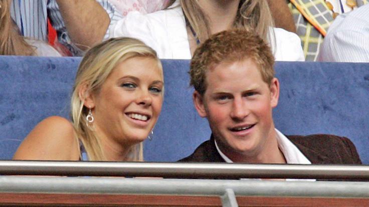 Chelsy Davy und Prinz Harry führten sieben Jahre eine On-Off-Beziehung. (Foto)