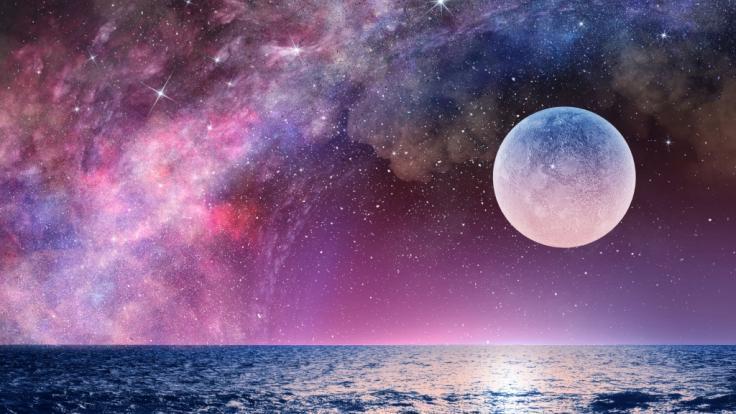 Das rät Ihnen der Mond vom 14. bis 20. März 2020. (Foto)