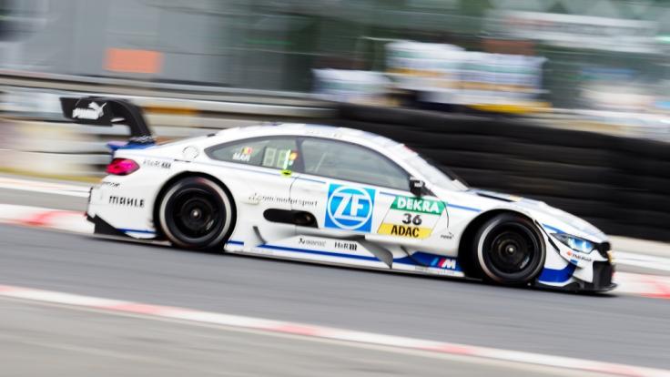 Am Norisring gehen an diesem Wochenende die DTM und die Formel 3 an den Start.
