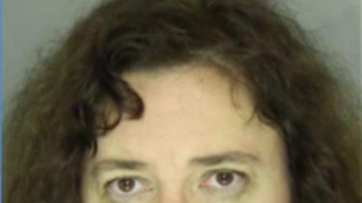 Michelle Mellinger wird vorgeworfen fünf minderjährige Schüler sexuell verführt zu haben.