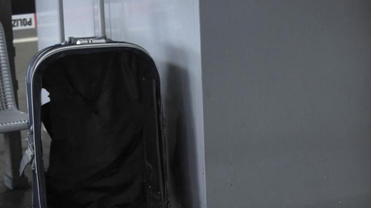 Herrenlose Koffer: Können sie keinem Besitzer zugeordnet werden, zieht das meist Sperrungen und Ausfälle nach sich. (Foto)