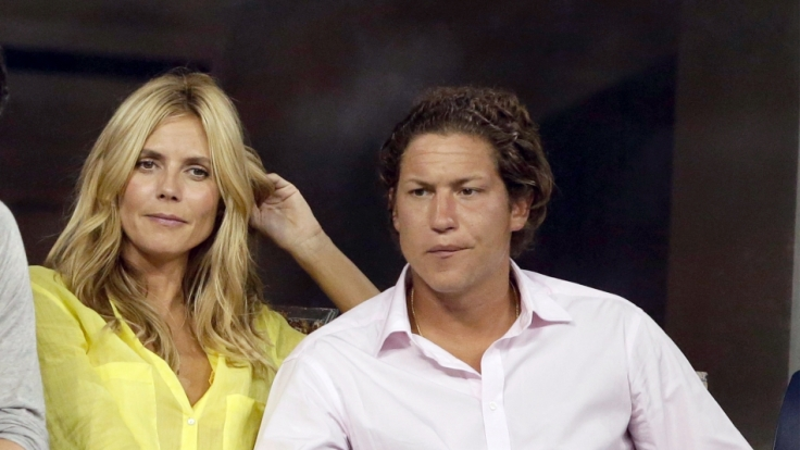 Getrennt oder wieder ein Paar? Heidi Klum und Vito Schnabel.