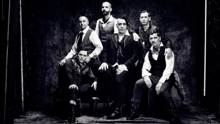 Rammstein haben mit ihrem neuen Song