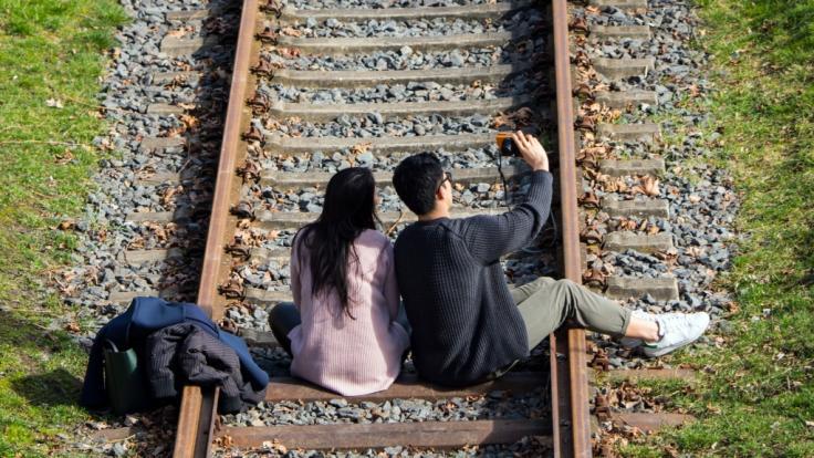 Selfies enden nicht selten tödlich, gerade wenn man sich solch eine Kulisse aussucht (Symbolbild). (Foto)