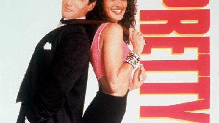 """Versüßen uns den Pfingstmontag: Richard Gere und Julia Roberts in """"Pretty Woman"""". (Foto)"""