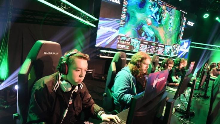 """Das kostenlose Online-Strategiespiel """"League of Legends"""" erfreut sich in der eSports-Szene großer Beliebtheit. (Foto)"""