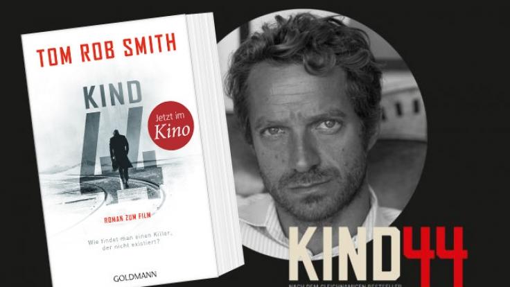 """News.de sprach mit dem Autor Tom Rob Smith über die Verfilmung seines Buches """"Kind 44"""". (Foto)"""