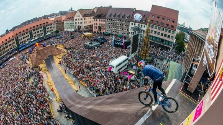 Endlich gibt es eine Neuauflage des legendären Red Bull District Rides.