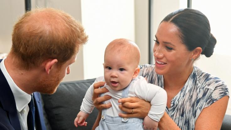 Der kleine Archie Harrison hat seinen US-amerikanischen Großvater Thomas Markle bislang nicht kennengelernt.