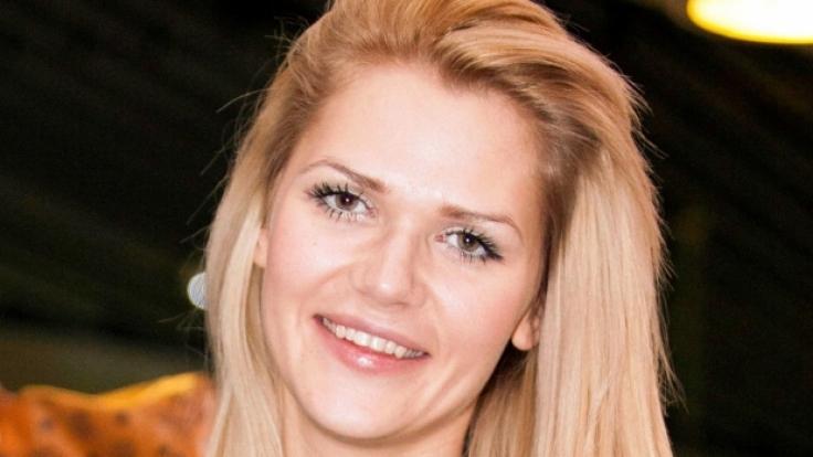 Ex-GNTM-Model Sara Kulka hat heimlich geheiratet. (Foto)