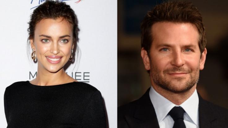 Das neue Traumpaar: Irina Shayk und Bradley Cooper.
