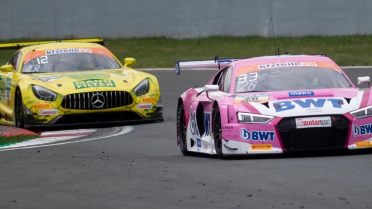 An diesem Wochenende stehen auf dem Sachsenring die Rennen der ADAC GT Masters, ADAC TCR Germany und dem Porsche Carrera Cup Deutschland an. (Foto)