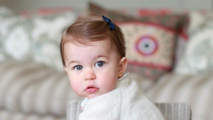 Am 2. Mai feiert der Mini-Royal seinen ersten Geburtstag. (Foto)