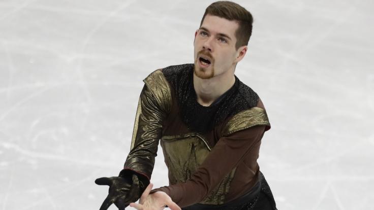 Der deutsche Eiskunstläufer Paul Fentz wird bei der Eiskunstlauf-WM 2019 in Saitama/Japan an den Start gehen.