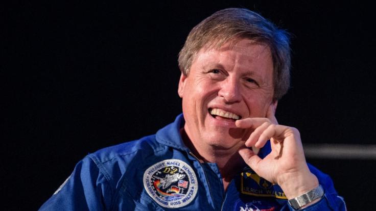 So tickt Astronaut Ulrich Walter privat (Foto)