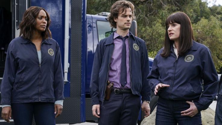 Criminal Minds bei Sat.1 (Foto)